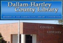 http://dalharttexas.com, Dallam-Hartley County Library